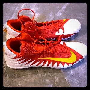 Size 18 Nike Kansas City Chiefs Football Cleats